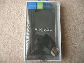 IPHONE 6/6S UNOPENED LEATHER PHONE CASE