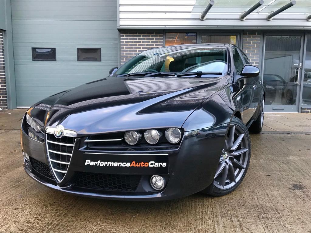 Alfa Romeo 159 Limited Edition Jtdm In Knaresborough North Rear Axle