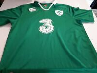 Ireland rugby shirt
