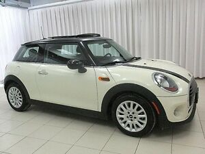 2016 MINI Cooper PRICE REDUCED!!	 3DR  HATCH w/ HEATED LEATHERET