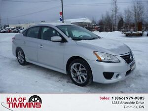 2013 Nissan Sentra 1.8 SR PUSH BUTTON START