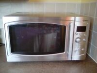 Delta Stainless Steel Combination Microwave Oven