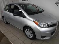 2012 Toyota Yaris Hatchback + A/C