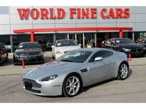 2007 Aston Martin V8 Vantage | 6-Speed | New Clutch!