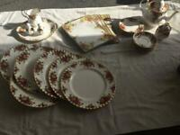Country rose set