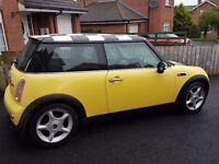 2002 Mini Cooper (Price Reduced) Lovely Car