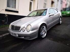 Mercedes clk 320 Elegance