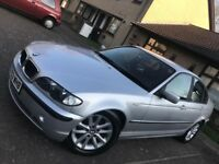 BMW 320D 2004 ** AUTOMATIC ** DIESEL ** LEATHER SEATS ** 12 MONTH MOT