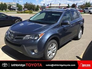 Toyota Certified 2014 Toyota RAV4 Limited AWD - EXT WTY!