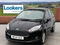 Ford Fiesta ZETEC (black) 2014-05-17