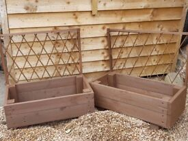 "PLANTERS WITH WINTER FLOWERS ""BIY 1 GET 1 HALF PRICE"" READY TO GO NOW"
