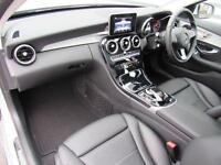 Mercedes-Benz C Class C250 D SPORT PREMIUM (silver) 2016-06-13