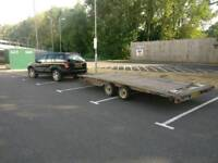 Car, 4x4, Van & Plant Transport! We specialise in heavier vehicles, Recovery Tow Truck Trailer