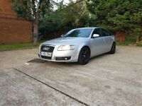Audi A6 2.7 v6 tdi s line in very good condition