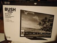 "Bush 40"" Smart TV"