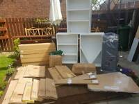 Joblot of new furniture etc