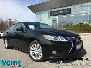 2013 Lexus ES 350 Leather NavI PKG| Low KM|