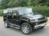 HUMMER H2 2008 FACE LIFT MODEL 6.2 AUTO 7 SEATER IN IMMACULATE CONDITION++NEW SERVICE & MOT
