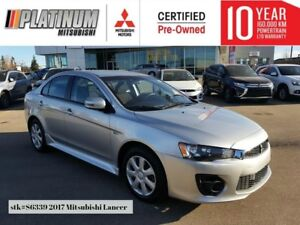 17 Lancer Special Buy Price,Back Up Cam,Full Remaining Warranty