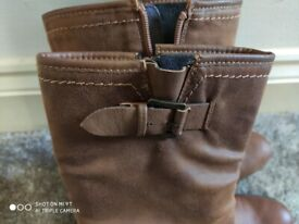 RIEKER Estella womens boots (EUR 36, UK 3-4)