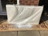 New double radiator