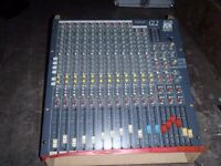 Allen & Heath GL2 glad rack mount mixing desk