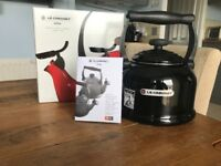 Le Creuset Black Stove Kettle 2.1L - BRAND NEW