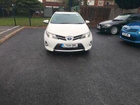 PCO for sale, Toyota, AURIS, Estate, 2014, Hybrid