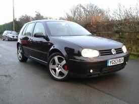Volkswagen golf 2.8 v6 4 motion
