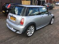 Mini one 2002 1.6 petrol 12 months mot