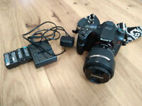 Sony A77 Body inc 3 Batteries, Low Shutter Count