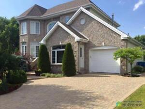 519 500$ - Maison 2 étages à vendre à Chateauguay