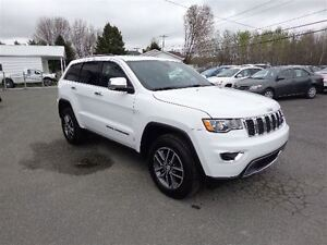 2017 Jeep Grand Cherokee Limited TOIT CUIR 4X4 MAG A/C CAMERA ET