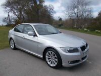 2009 09 BMW 320 I 1.8 SE 4 DOOR SALOON IN METALLIC SILVER CALL 07791629657