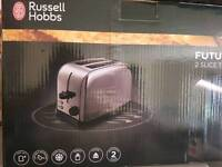 Toaster - NEW IN BOX - Russell Hobbs