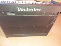 Technics organ model number pcm EX20L