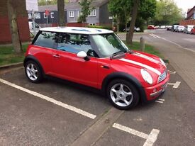 Mini Cooper 3dr Manual Hatchback 81,000 miles