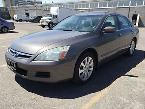 2006 Honda Accord EX-L WITH LEATHER & SUNROOF