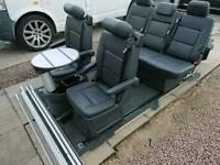 Vw t5 t6 rear seats set