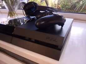 Playstation 4 Console + Games Bundle + Controller + Headset
