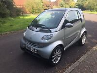 SMART PASSION Semi Auto, low low miles, great history, glass roof