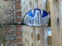 Slazenger 18 degree gap wood Men's RH golf club