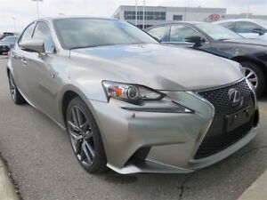 2014 Lexus IS 250 AWD * FSPORT BLUETOOTH HEATED SEATS