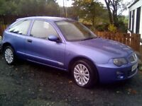 2005 Rover 25 LOW MILEAGE, FULL HISTORY, 1 FORMER KEEPER