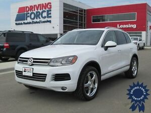 2013 Volkswagen Touareg Execline - Remote Start, Woodgrain Trim