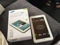 Samsung Galaxy Tab 2- 7inch screen- WIFI only