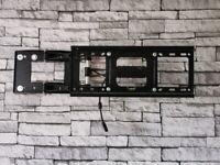 TV wall brackets and shelf. Two plus console shelf. Bargain!!
