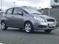 2008 (Jun 08) CHEVROLET AVEO 1.2 LS - Hatch 5 Doors - Petrol - Manual - GREY *MOT/PX WELCOME/CHEAP*