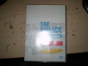 dvd the police synchonicity concert (presque neuf)