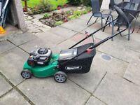 Qualcast 41cm Self Propelled Petrol Rotary Lawn Mower